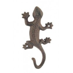 Percha Pared Lagarto 17 cm