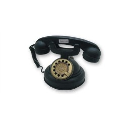 Figura Telefono Retro Decorativo