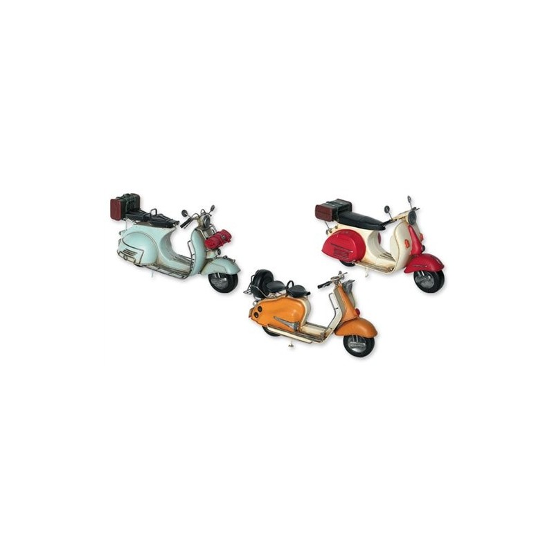 Figura Moto Scooter Retro Surtida (1 unidad)