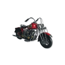 Figura Moto Harley Indian Metal