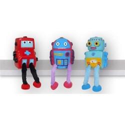 Hucha Robot Surtida (1 unidad) 20 cm