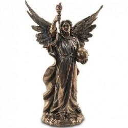 Figura Clasica Jofiel Resina 34 cm