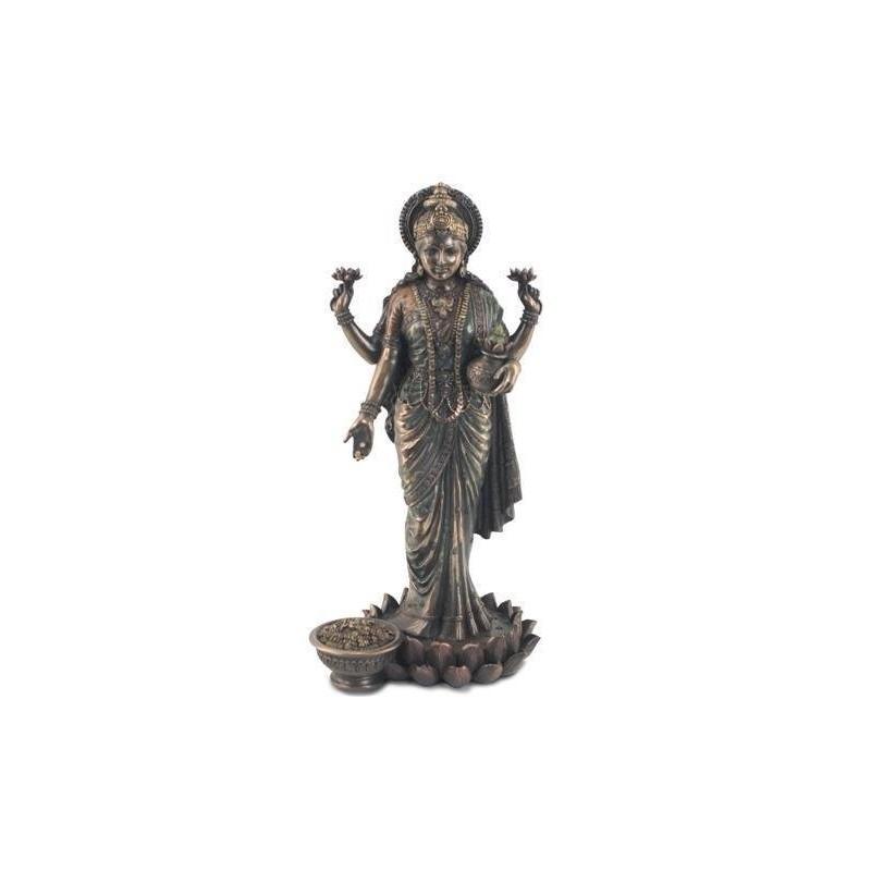 Figura Resina Buda Lakshmi 26 cm
