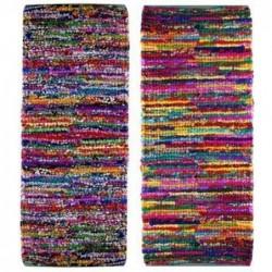 Alfombra Algodón Colores (1 unidad) 70x200 cm