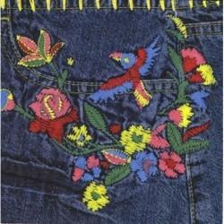 Paquete 20 Servilletas Papel 33 cm Jeans