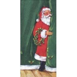 Paquete Pa?uelos Peque?os 21 cm Santa Surprise