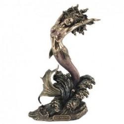 Figura Resina Sirena YEMAYA 27 cm