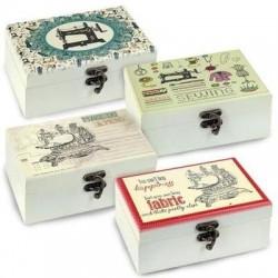 Caja MAdera Surtida (1 unidad) 16 cm