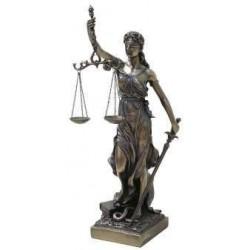 Figura Diosa de la Justicia