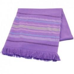 Toalla Pestemal Purpura 170x170 cm