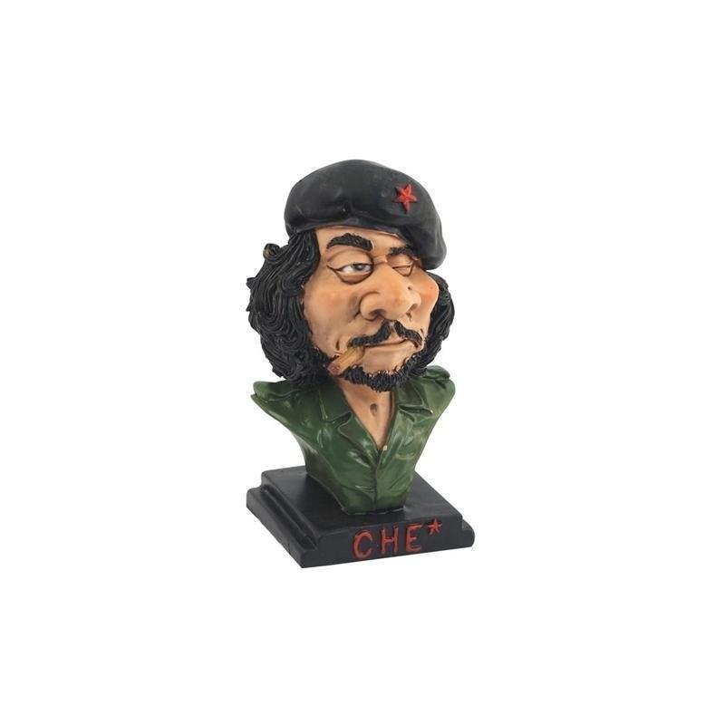 Figura Resina Busto Che Guevara 11 cm