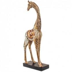 Figura Jirafa Resina 39 cm