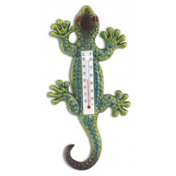 Termometro de Pared Lagarto 24 cm