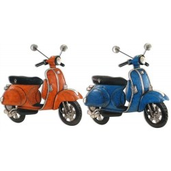 Aplique Pared Decorativo Moto Vespa x2 Colores 72 cm