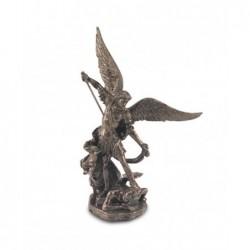 Figura Resina Arcangel Michael 11 cm