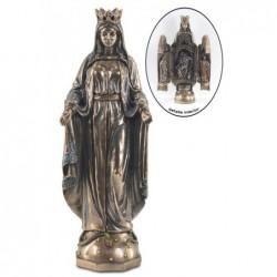 Figura Resina Virgen Maria 28 cm