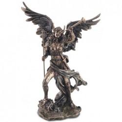 Figura Resina Arcangel Gabriel 31 cm