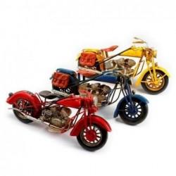 Figura x3 Moto Retro 27 cm