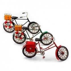 Figura x3 Bicicletas 24 cm