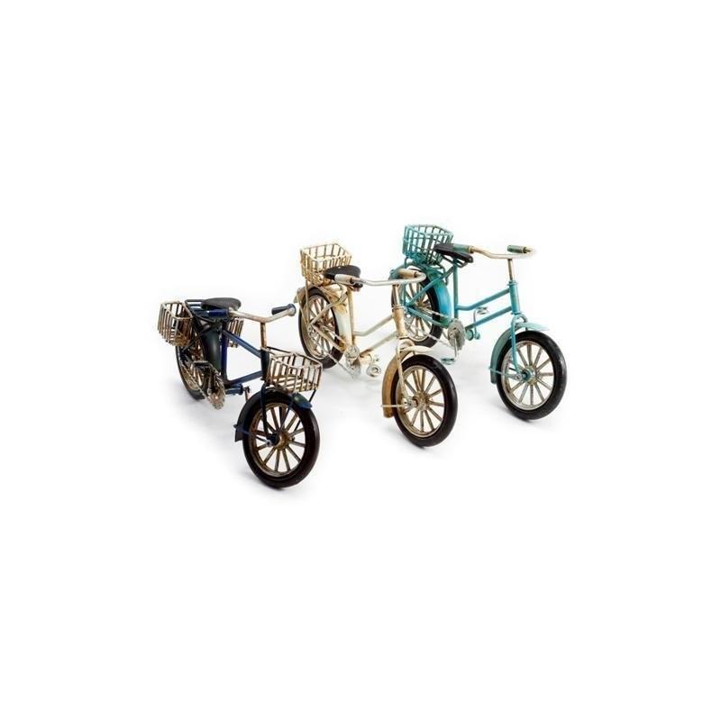 Figura x3 Bicicletas 16 cm
