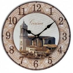 Reloj de Pared GIRONA 34 cm
