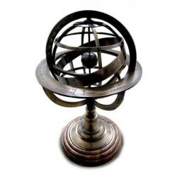Esfera Armilar Decorativa 28 cm