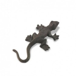 Figura Lagarto Metalica 12 cm