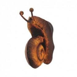 Figura Caracol Metal 11 cm