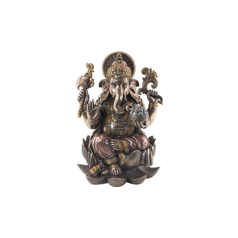 Figura Grande Resina Buda Resina 54x40 cm