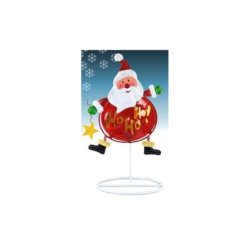 Figura Navide?a Papa Noel 26 cm