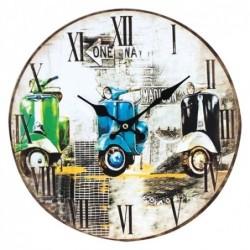 Reloj De Pared Vespa 34 cm