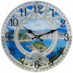 Reloj De Pared San Sebastian 34 cm