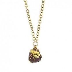 Collar Bisuteria Purpura 45 cm