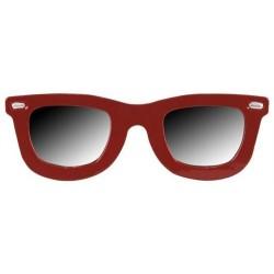Espejo Pared Gafas 33x11 cm