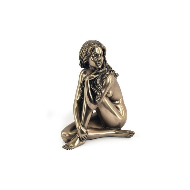 Figura Resina Desnudo Chica 13 cm