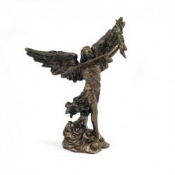 Figura Resina Arcangel Remiel 10 cm