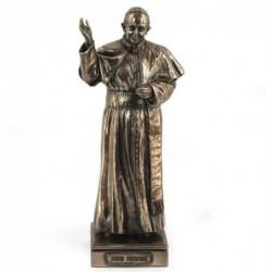 Figura Resina Papa Francisco I 27 cm
