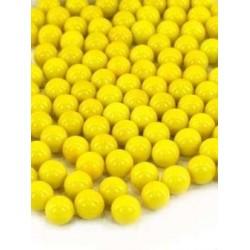 500 Bolas  Amarilla 14Mm.