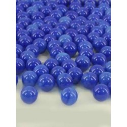 500 Bolitas  Azul 14Mm.