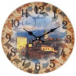 Reloj De Pared Granada 34 cm