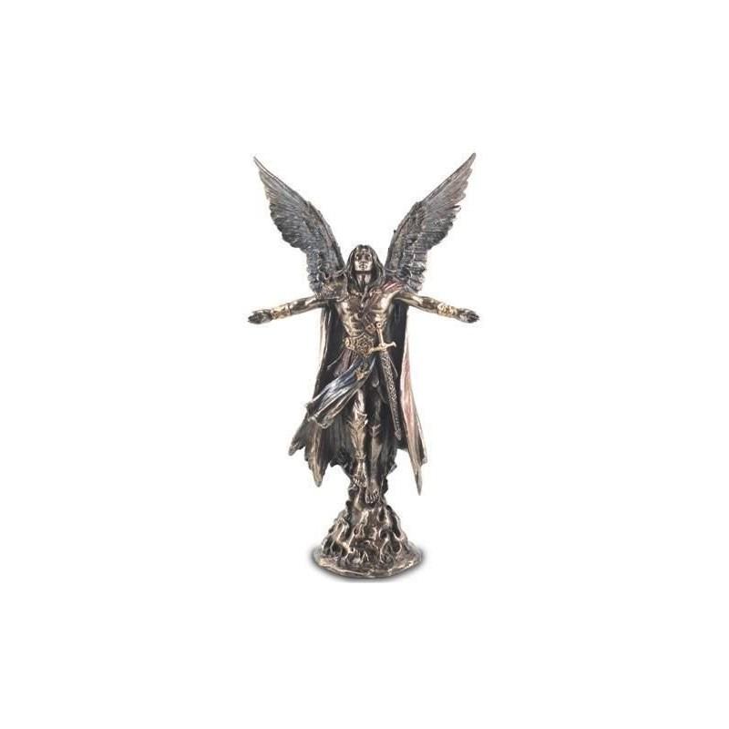 Figura Resina Arcangel Uriel