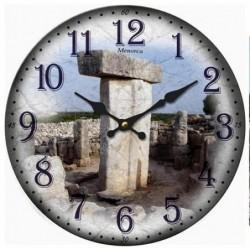 Reloj De Pared 34 cm Menorca