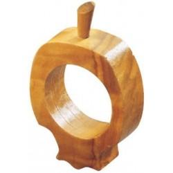 Servilletero Madera Granada 8 cm
