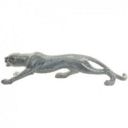 Figura Resina Leopardo 58 cm