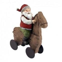 Figura Resina Papa Noel...