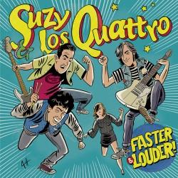 "Suzy & Los Quattro ""FASTER..."
