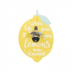 Abridor Botellas Limon 26 cm