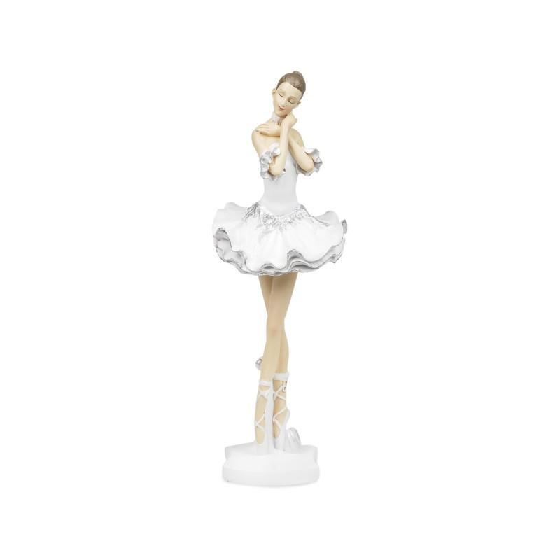 Figura Bailarina Resina 27 cm