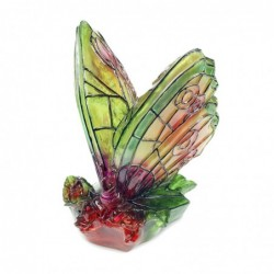 Figura Mariposa Solar 18 cm