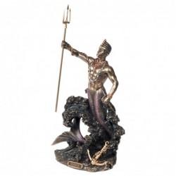 Figura Resina Clasica Olokun 28 cm